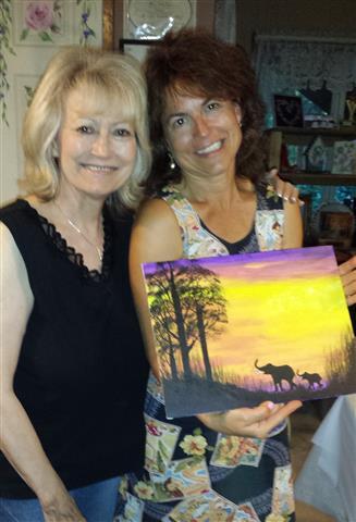 Painting Safari (Small)