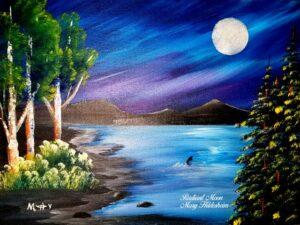 Radiant Moon